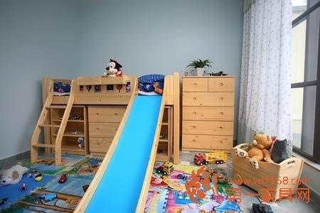 儿童整体家居市场规模庞大一年可达700亿